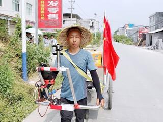 二牛拉车去丽江第54